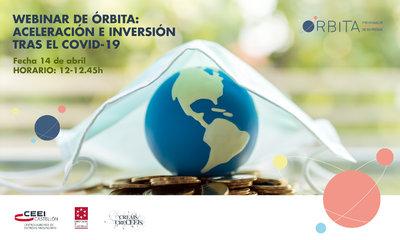 """Webinar: """"Aceleración e inversión tras el Covid-19"""" con Mathieu Carenzo"""