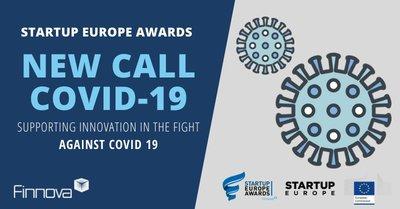 Startup Europe contra COVID-19 Fundación Finnova
