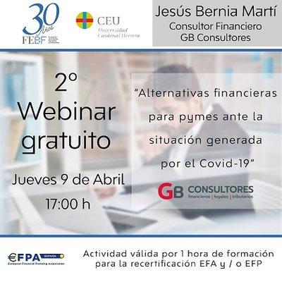 Webinar FEBF - GB Consultores: COVID-19