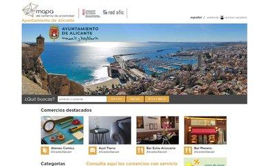 El Escaparate Virtual de la Comunitat Valenciana incorpora los primeros siete municipios