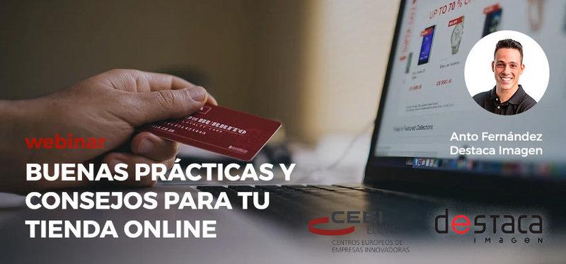 #Webinar. Conoce buenas prácticas y consejos para tu tienda online
