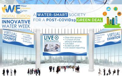 Semana Innovadora del Agua Digital 2020