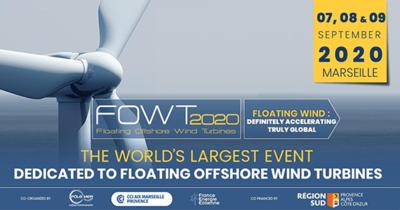 FOWT 2020: El evento eólico marino flotante más grande del mundo