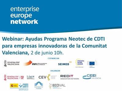 Webinar: Ayudas para emprender e innovar en tiempos de COVID-19