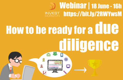 Webinar How to be ready for a due diligence