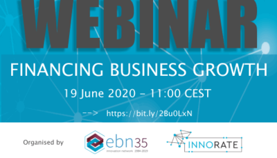 WEBINAR : Financing business growth