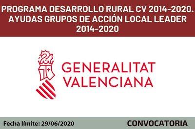 Ayudas Desarrollo Rural