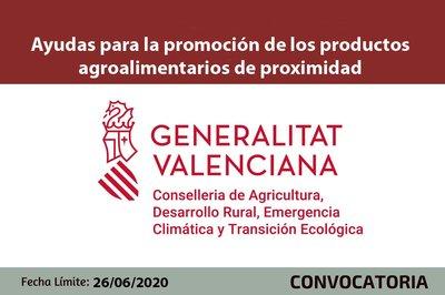 Promoción de los productos agroalimentarios de proximidad