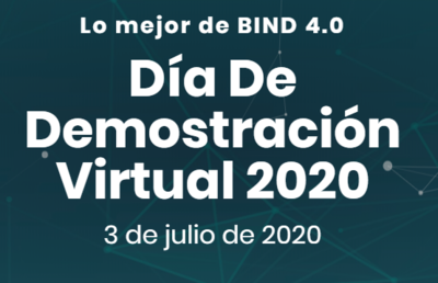 THE BEST OF BIND 4.0: VIRTUAL DEMO DAY