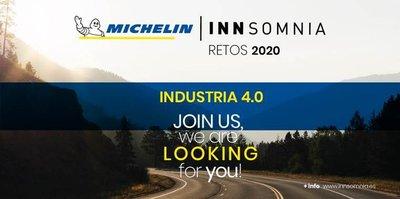 Michelin lanza un reto abierto a la comunidad de startups
