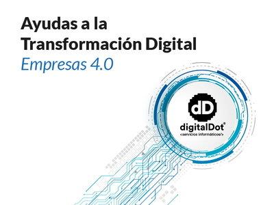 Ayudas transformación digital