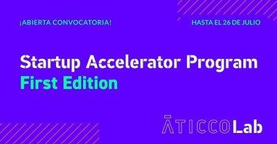 AticcoLab lanza la convocatoria de su primer programa de aceleración