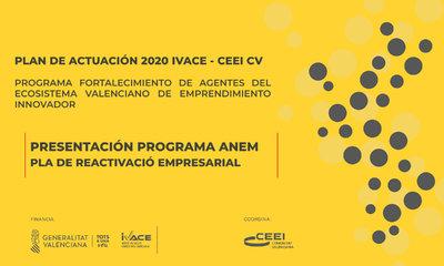 Presentación programa ANEM