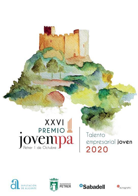 Premio Jovempa al Talento Empresarial Joven 2020: Abierto el plazo de presentación de candidaturas