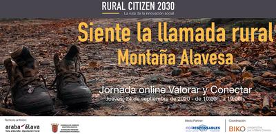 Jornada online Valorar y Conectar | RC30