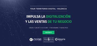 Tour Territorio Digital - Valencia