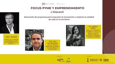 Focus Alacantí, iniciativas locales