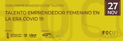 Foro Emprendimiento Con Talento Impulsa Alicante 2020