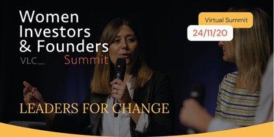 Mujeres Inversoras y Fundadoras VLC _ Summit