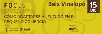 Focus Pyme y Emprendimiento Baix Vinalopó 2020