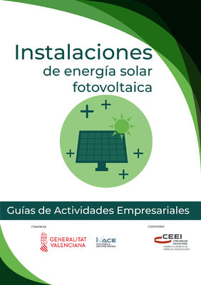 Actividades de reciclaje y ambientales. Empresa instaladora de energía solar fotovoltaica.