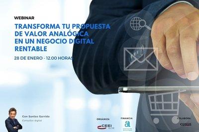 Transformación negocio digital
