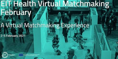 EIT Health second Matchmaking event for Business Plan 2022