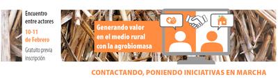 Matchmaking – Generando valor en el medio rural con la agrobiomasa