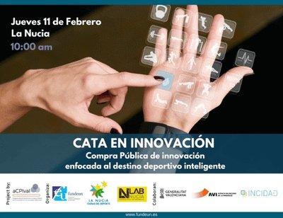 Cata en innovación
