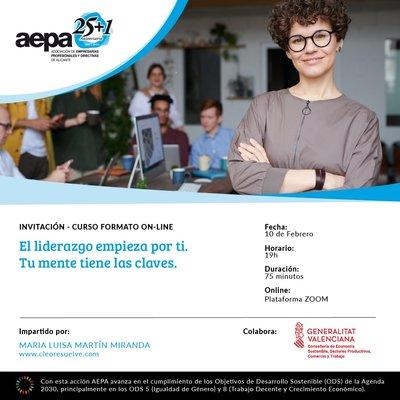 Webinar Liderazgo AEPA
