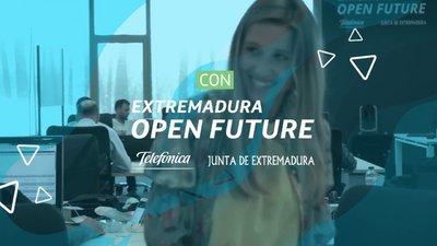 1ª Call Open Future España 2021: Hub La Atalaya, Extremadura