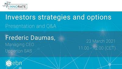 Investors strategies and options