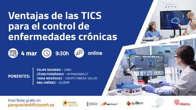 Ventajas de las TICS para el control de enfermedades crónicas