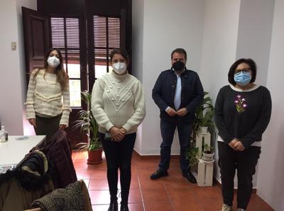 El Programa 'Pedanías Sur' de la Fundación Cepaim luchará contra el despoblamiento en Lorca