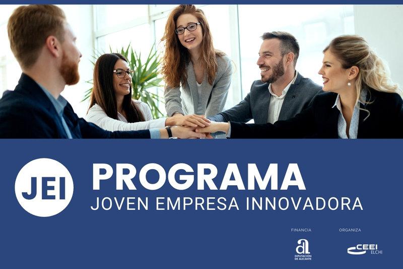 ¡¡Pon en marcha tu proyecto, reactiva tu negocio!! Forma parte del programa JEI