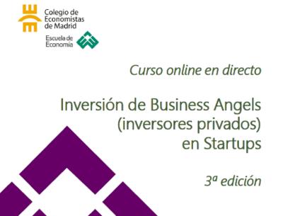 3ª Edición Seminario Inversión de Business Angels en Startups