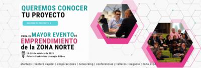 Convocatoria de la 6ª Edición B-Venture 2021: el mayor evento de emprendimiento del norte de España