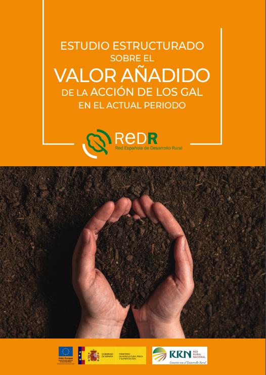 REDR publica el 'Estudio estructurado sobre el Valor Añadido de la acción de los GAL en el actual período'