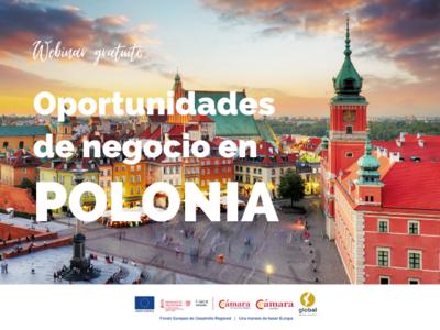 """Webinar Global CV """"Oportunidades de negocio en Polonia"""""""