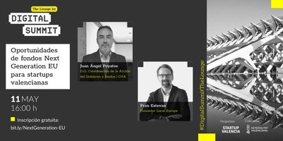Oportunidades de fondos Next Generation EU para las startups valencianas
