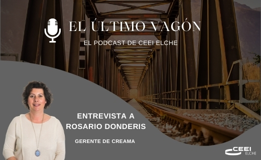 Podcast Rosario Donderis