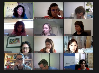 reunión agentes del ecosistema