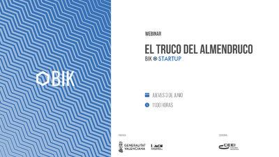 Presentación Webinar BIK El truco del Almendruco - Producto Mínimo Viable