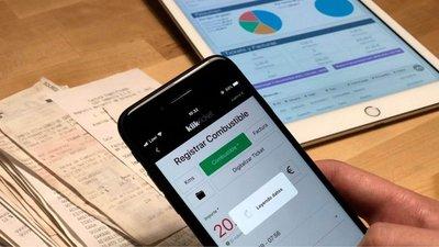 Klikair app de gestión de gastos