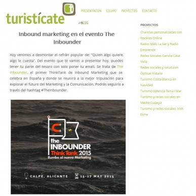 Inbound marketing - The Inbounder