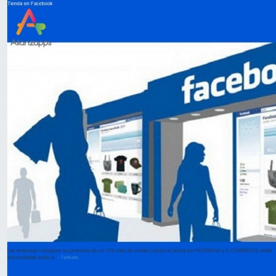 Tienda en Facebook commerce | Marketing de Atracción en Elche