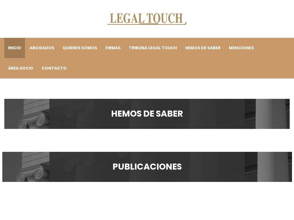 Legal Touch abogados